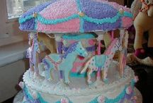 Girls B-day ideas / Birthday party ideas for my two girls / by Ashley Williams