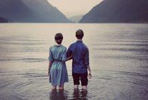 Wedding lake poses / by Nikki Marshall Morris