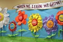 Bulletin boards for school / by Georgeanne Larsen