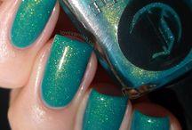 Nail Polish Wishlist / by Chalkboard Nails