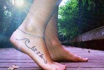 tattoo ideas / by Sarah Johnson