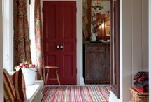 [design] A Pretty Entry / by nelle*s Handmade
