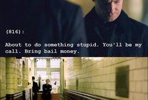 Sherlock Holmes! / by Brittany Gauldin