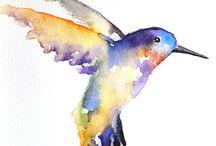 Watercolor / by Judy Meier