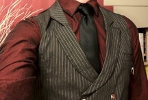 Steampunk Groom / by Indie Fashion Love