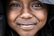 A smile can change the world / by Erica Moen
