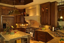 Dream Home-Kitchen / by Ashley Conn