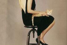 ~Audrey ★Hepburn~... / by Charity Mackes