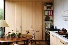 Kitchens / by Ashley Muir Bruhn
