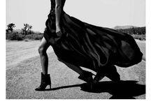 { black & white } / by Fiona Ghui