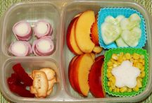 Food- Lunch Bento / by Linsey Davis