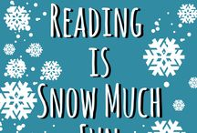 Reading is Snow Much Fun / Wright Memorial Public LIbrary Winter Reading Club / by Wright Memorial Public Library