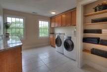 Sparking Laundry Rooms / by Coldwell Banker