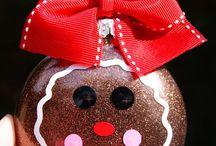 Christmas Ornaments / by Karen Emerine