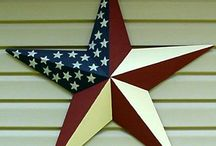 Americana Decorateing. / by Shirl Baker