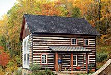 Cabin Restoration / by LogFinish.com