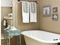 Design & Decor - Master Bath / Ideas to consider for remodel of Master Bathroom / by Sharon Stinson