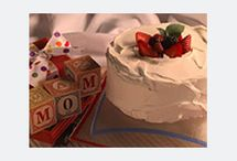 Perfect Mother's Day Desserts / Your mom will love these delicious home made treats featuring COOL WHIP! / by COOL WHIP