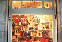 Design * Shop Interior & Exterior / by Ester Brouwer- Schaap