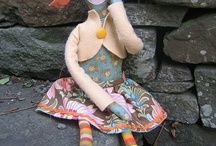 Dolls / by Aimee