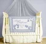 Lovely Baby Shower Finds / Baby Shower - Personalized, Finds, Lovely, Etc.  / by Li'l Inspirations - Wedding Handkerchiefs Custom Made Personalized