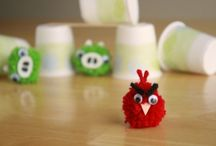 Angry Birds / by Daynah