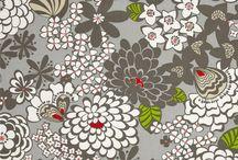 fabric {gray} / by kiki _k