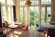 Dreamy workspaces / by Cherish Bryck