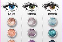 Makeup! / by Kylee Bradford