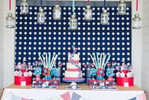 Red White and Blue / by Anders Ruff Custom Designs