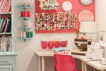 craft room / by Laura Diaz