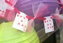Alice in wonderland party ideas / Bianca's birthday / by Bernadette Mabanglo-Samson