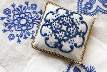 Needlework / by Gayle Bornstein-Chasid