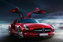 Mercedes Benz / by Osama ✺