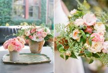 Flowers Flowers Flowers / by Shannon Leahy Events