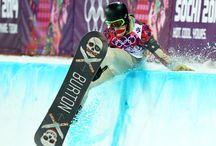Sochi Pinteresting Olympics / by NBC LA