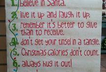 Christmas!! / by Melody Woodard