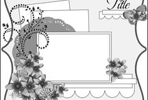 Layouts and sketches / by Sue Coffman