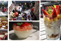 Restaurants in Bucharest / To try / by Alexandra Enea