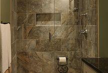 Bathroom ideas / by Deb Lawson