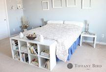 Bedroom / by Kimberly Hamner