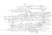 Plan, Section, Elevation / by Erin Kalloo