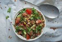 Crazy for Quinoa / Quinoa!! / by Kerri Lynn