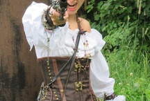 Steam Punk ! / Pics of Steam Punk clothes and style. / by Deanna Ward