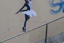 Street Art / by Mary Stonehouse