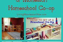 montessori / by Daniele Rice Nelson