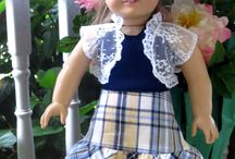 American Girl & Friends / by Shirley Childers