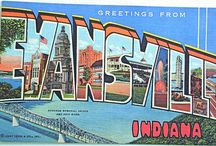 Symbols / by Evansville Courier & Press features Evansville, Ind.