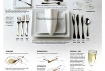 Etiquette Guides / by Visually