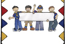 cub scouts / by Debbie Houghes
